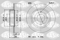 DISC FRANA SASIC 9004388J