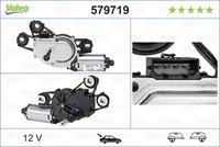 579719 / Vindusviskermotor / VALEO