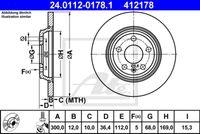 DISC FRANA ATE 24.0112-0178.1