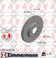 DISC FRANA ZIMMERMANN 470.5403.20