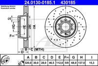 DISC FRANA ATE 24.0130-0185.1