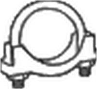 COLIER SISTEM DE ESAPAMENT BOSAL 250-154