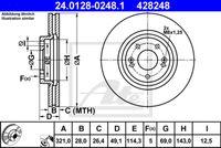 DISC FRANA ATE 24.0128-0248.1