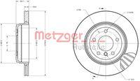 DISC FRANA METZGER 6110259