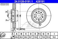 DISC FRANA ATE 24.0128-0191.1