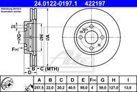 DISC FRANA ATE 24.0122-0197.1