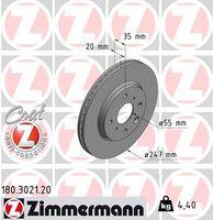 DISC FRANA ZIMMERMANN 180.3021.20