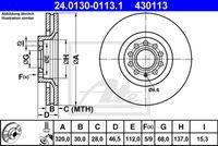 DISC FRANA ATE 24.0130-0113.1