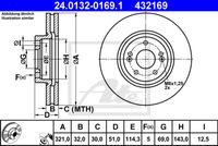 DISC FRANA ATE 24.0132-0169.1
