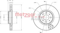DISC FRANA METZGER 6110463