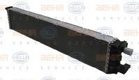RADIATOR TEMPERATURA SCAZUTA INTERCOOLER