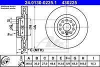 DISC FRANA ATE 24.0130-0225.1
