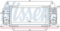 96793 / Intercooler / NISSENS