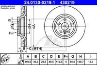 DISC FRANA ATE 24.0130-0219.1