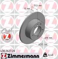 DISC FRANA ZIMMERMANN 430.2627.20