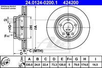 DISC FRANA ATE 24.0124-0200.1