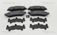 SET PLACUTE FRANA FRANA DISC TRISCAN 8110 69981