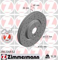 DISC FRANA ZIMMERMANN 290.2269.52
