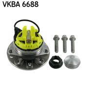 VKBA 6688 / Hjullagersett / SKF