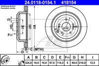 DISC FRANA ATE 24.0118-0154.1