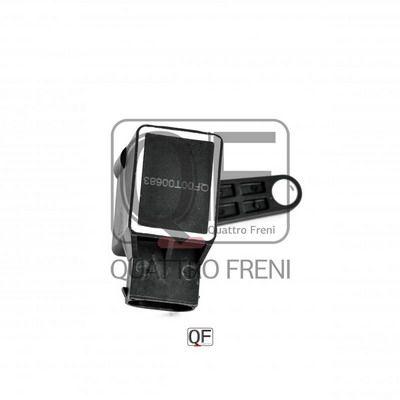 QUATTRO FRENI QF00T00683