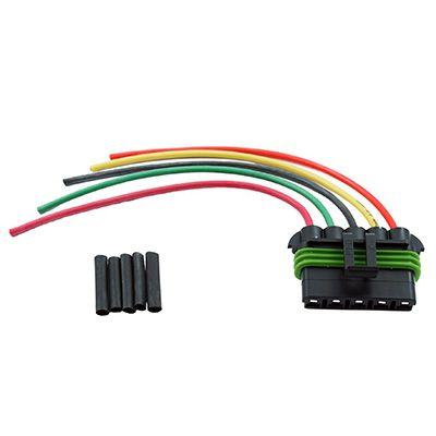 HOFFER Kabelreparatieset, ruitenwissermotor (8035009)