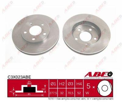 ABE C3X023ABE