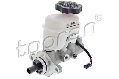 TOPRAN Hydrauliekfilterset, automatische aandrijving (115 992)