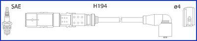HITACHI Bougiekabelset Hueco (134792)