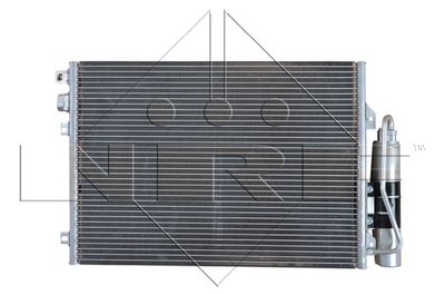 NRF Condensor, airconditioning EASY FIT (35430)