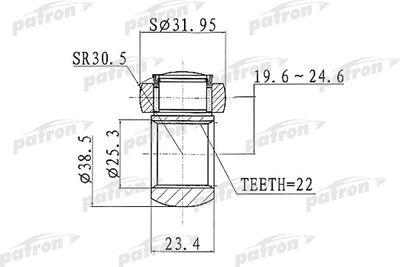 PATRON PTD003