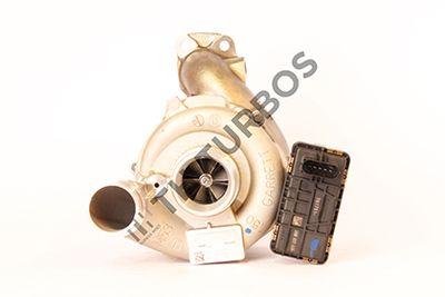 TURBO'S HOET Turbocharger (1104176)
