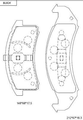ASIMCO KD6609