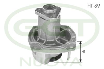 GGT Waterpomp (PA00001)