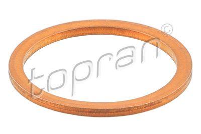 TOPRAN Pakking, oliefilteromkasting (111 972)
