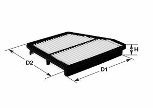 CLEAN FILTERS MA3026