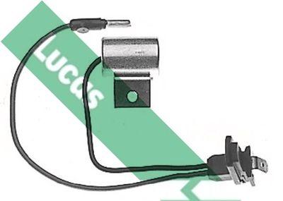 LUCAS Condensator, ontstekingssysteem Lucas (DCB880C)