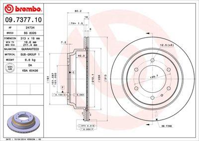 BRECO BS 8326