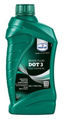 EUROL Remvloeistof Eurol Brake Fluid DOT 3 (E801300-1L)