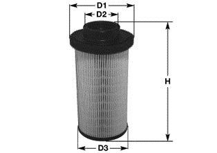 CLEAN FILTERS Oliefilter (ML4559)