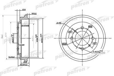 PATRON PDR1112