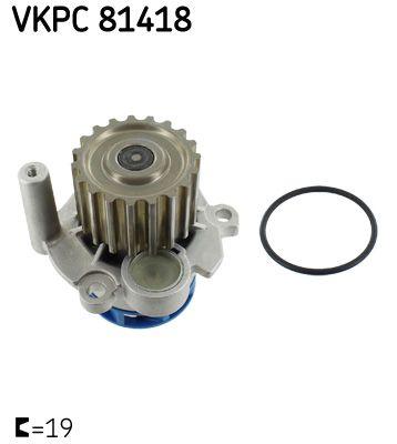 SKF Waterpomp (VKPC 81418)