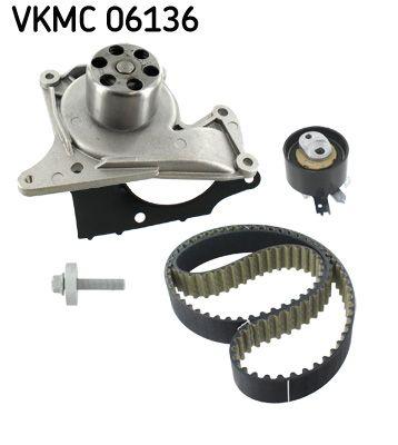 SKF Waterpomp + distributieriem set (VKMC 06136)