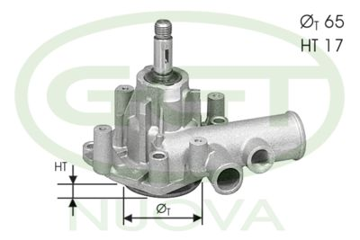 GGT Waterpomp (PA00019)