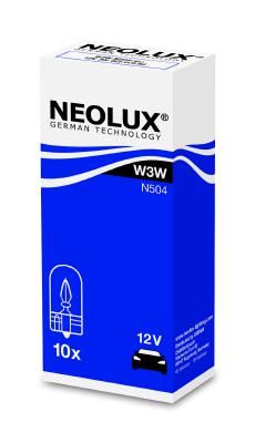 NEOLUX® Gloeilamp, kentekenplaatverlichting (N504)