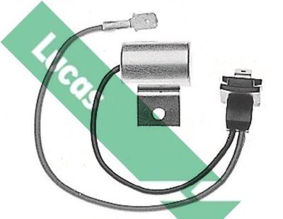 LUCAS Condensator, ontstekingssysteem Lucas (DCB881C)