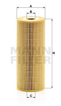 MANN-FILTER Oliefilter (HU 947/1 n)