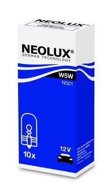 NEOLUX® Gloeilamp, kentekenplaatverlichting (N501)