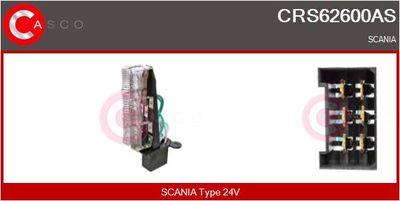CASCO Weerstand, interieurventilator (CRS62600AS)