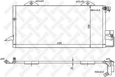 STELLOX 10-45300-SX